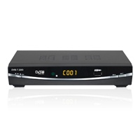 DVB-T Tuner 1080P Digital Kabel Satellite Receivers HR-T4305