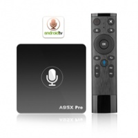 A95X PRO Android TV Smart Voice Box 2GB 16GB with 2.4G Voice Control